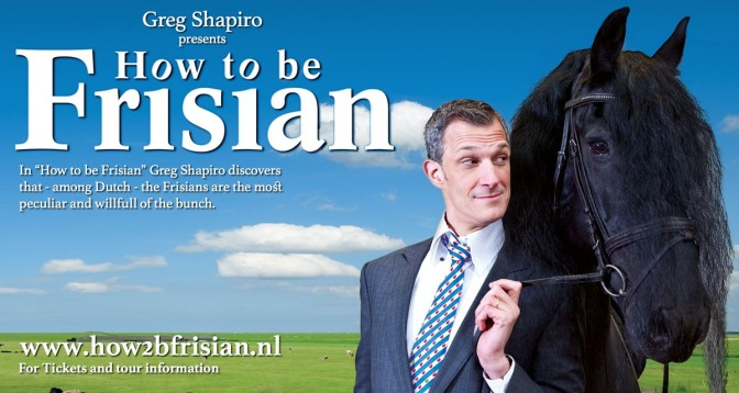 How to be Frisian