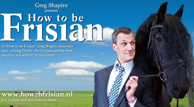 How to be Frisian